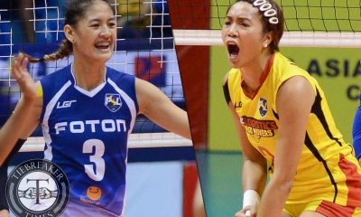 Tiebreaker Times Foton looks for important win against F2 News PSL Volleyball  Vilet Ponce-De Leon Standard Insurance-Navy Corvettes Ramil De Jesus Foton Tornadoes F2 Logistics Cargo Movers Amy's Kitchen-Perpetual Altas 2016 PSL Season 2016 PSL All Filipino Conference