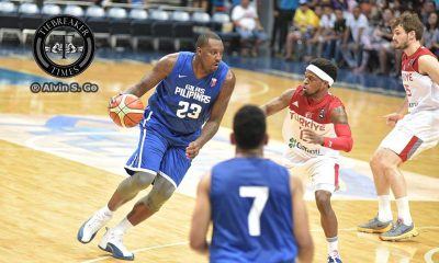 Tiebreaker Times Blatche skips Gilas practice, but will be okay to return on Sunday 2016 Manila OQT Basketball News Philippines  Andray Blatche 2016 Basketball Olympic Qualifying Tournament