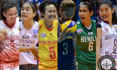 Tiebreaker Times 2016 SVL Collegiate Conference groupings set ADMU CSB FEU News NU PVL SBC SSC-R UP UPHSD UST Volleyball  UST Tigresses UP Women's Volleyball San Sebastian Women's Volleyball San Beda Women's Volleyball Perpetual Women's Volleyball NU Women's Volleyball FEU Women's Volleyball Benilde Women's Volleyball Ateneo Women's Volleyball 2016 SVL Season 2016 SVL Collegiate Conference