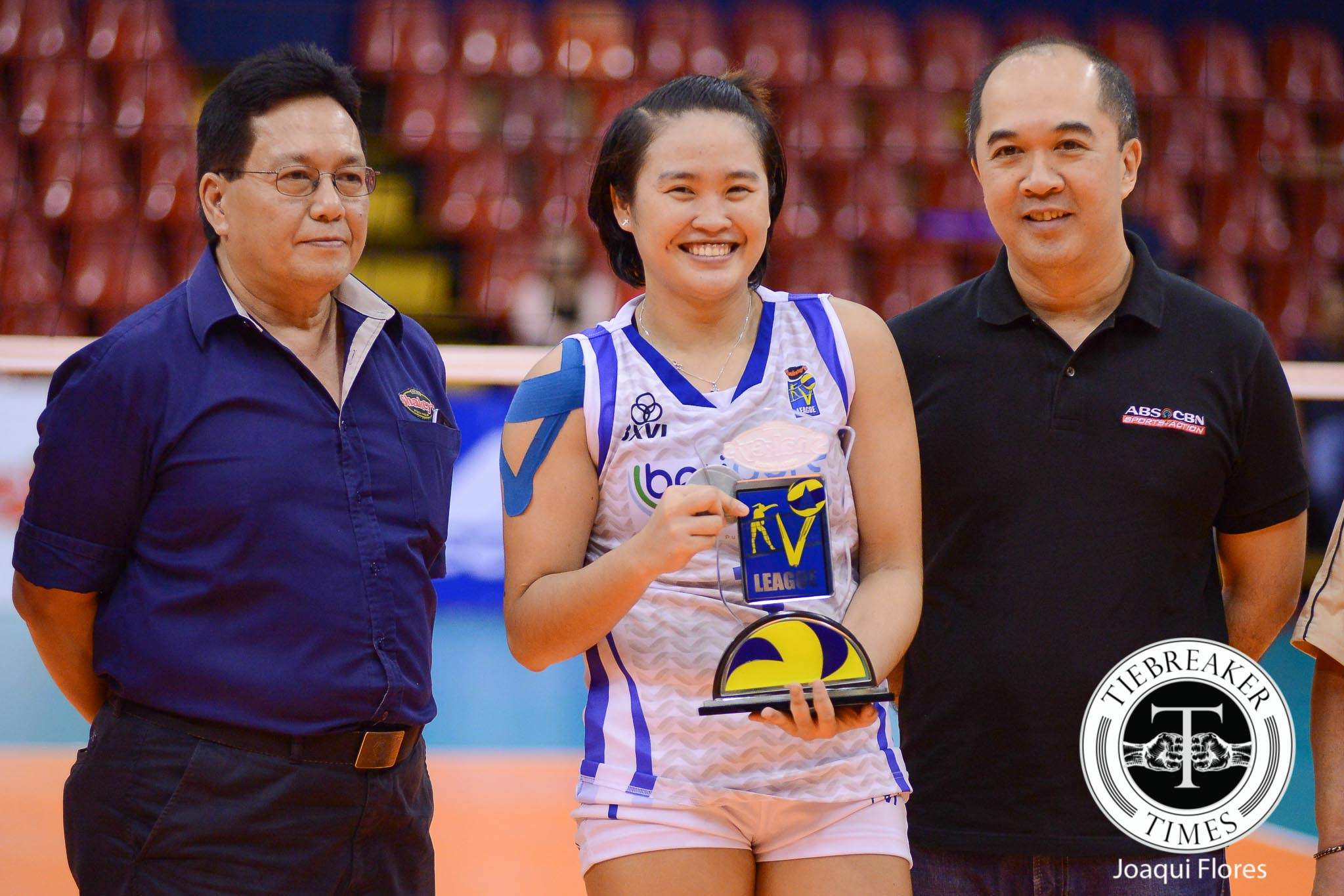 SVL-2016-Awarding-Soltones-1816 'Investment' in PVL pays off for Myla Pablo, Grethcel Soltones News PVL Volleyball  - philippine sports news