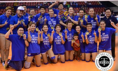 Tiebreaker Times Comeback Queens! Pocari Sweat finally breaks through News PVL Volleyball  Wendy Semana Rommel Abella Pocari Sweat Lady Warriors Myla Pablo Michele Gumabao Melissa Gohing May Ann Pantino Joy Cases Jocemer Tapic Jasper Jimenez Gyzelle Sy Elaine Kasilag Air Force Jet Spikers 2016 SVL Season 2016 SVL Open Conference