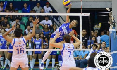 Tiebreaker Times Valdez on Game Three loss, playing in Asean University Games ADMU News PVL Volleyball  Bali Pure Purest Water Defenders Ateneo Lady Eagles Alyssa Valdez 2016 Shakey's V-League Open Conference