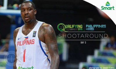 Tiebreaker Times Manila OQT Shootaround Day 3: Tuloy ang laban, Pilipinas 2016 Manila OQT Basketball Gilas Pilipinas News  2016 Basketball Olympic Qualifying Tournament