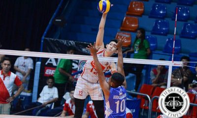 Tiebreaker Times Cignal brushes off Sta. Elena, sets up Finals rematch with Air Force News PVL Volleyball  Ysay Marasigan Vince Mangulabnan Sta. Elena Wrecking Balls Sandy Montero Raymark Woo Michael Carino Juvie Mangaring Den Relata Cignal HD Spikers Berlin Paglinawan Arnold Laniog Arjay Onia 2016 Spikers Turf Season 2016 Spikers Turf Open Conference