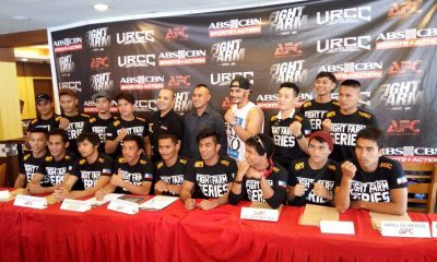 Tiebreaker Times Amateur flyweights get shot at URCC contract in new reality show Mixed Martial Arts News URCC  URCC Fight Farm Season 1 URCC Fight Farm Ronald Catunao Raul Luba Pepito Masangkay Jr. Norman Agcopra Jomar Manlangit Johnny Merto Joevincent So Jiar Castillo Jestoni Lim Jason Oranda Edison Cashela Donald Adam Charles Sayson Bryan Salando Astralle Iglesia Ariel Oliveros Andy Ligao Alvin Aguilar