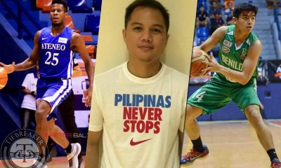 Tiebreaker Times Final 12 selection went down to Perez, Grey says Reyes Basketball Gilas Pilipinas News  Josh Reyes Jonathan Grey CJ Perez 2016 FIBA Asia Challenge Cup