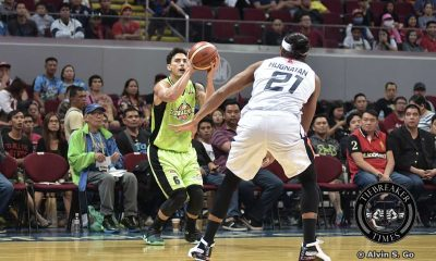 Tiebreaker Times Semerad late three helps Globalport survive Meralco in 2OT Basketball News PBA  Terrence Romeo PBA Season 41 Norman Black Mike Glover Meralco Bolts Johnedel Cardel Globalport Batang Pier Chris Newsome Bryan Faundo Anthony Semerad Allen Durham 2016 PBA Governors Cup