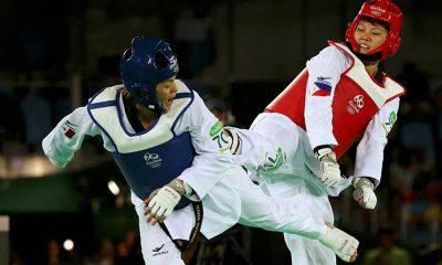 Tiebreaker Times Alora falls anew ending Philippines' Rio 2016 campaign 2016 Olympic Games News Taekwondo  Kirstie Alora 2016 Olympic Games - Taekwondo