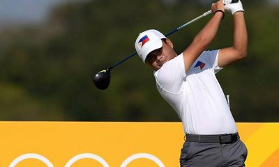 Tiebreaker Times There's no quit in injured Tabuena 2016 Olympic Games Golf News  Miguel Tabuena 2016 Olympic Games - Golf