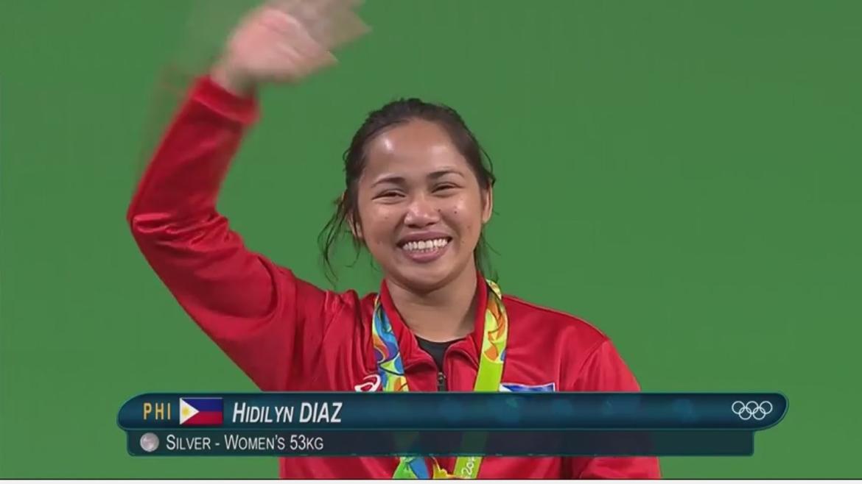 Hidilyn Diaz
