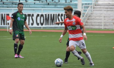 Tiebreaker Times JP Voltes bounces back with rout of Green Archers United Football News UFL  Yu Hoshide Nelson Gasic JP Voltes FC Green Archers United FC