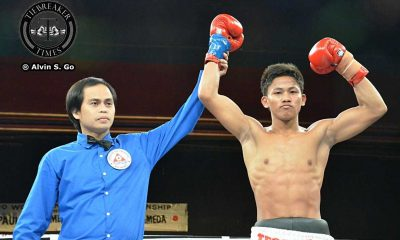 Tiebreaker Times Tepora retains AsPac Youth crown; Barriga wins pro debut Boxing News  Omega Sports International Melvin Mananquil Mark Barriga Jack Tepora Bryan Capangpangan