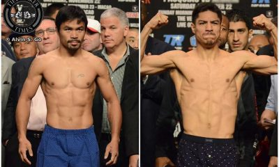 Tiebreaker Times Sen. Pacquiao on return bout: 'Boxing is my source of income' Boxing News  Top Rank Boxing Manny Pacquiao Jessie Vargas