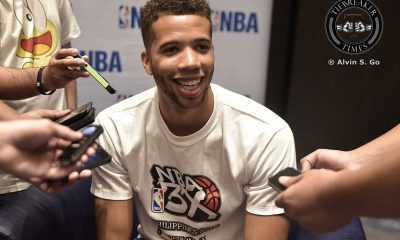 Tiebreaker Times MCW looks to teach valuable lessons before challenging NBA season Basketball News  NBA Philippines Michael Carter Williams