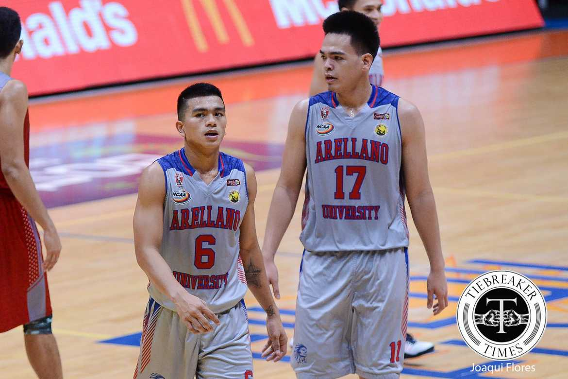Tiebreaker Times Jalalon backs out of FIBA Asia Cup to focus on golden goal AU Basketball Gilas Pilipinas NCAA News  NCAA Season 92 Seniors Basketball NCAA Season 92 Jio Jalalon Arellano Seniors Basketball 2016 FIBA Asia Challenge Cup