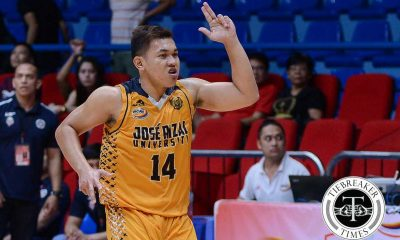 Tiebreaker Times Meneses believes Teodoro can make it to the PBA Basketball JRU NCAA News  Vergel Meneses Tey Teodoro NCAA Season 92 Seniors Basketball NCAA Season 92 JRU Seniors Basketball