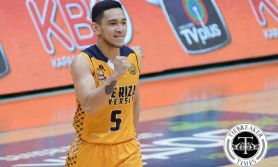 Tiebreaker Times Pontejos takes charge late as JRU hands San Beda first loss Basketball JRU NCAA News SBC  Vergel Meneses Tey Teodoro San Beda Seniors Basketball Paolo Pontejos NCAA Season 92 Seniors Basketball NCAA Season 92 JRU Seniors Basketball Jamike Jarin Donald Tanoua Davon Potts Abdoul Poutuouchi