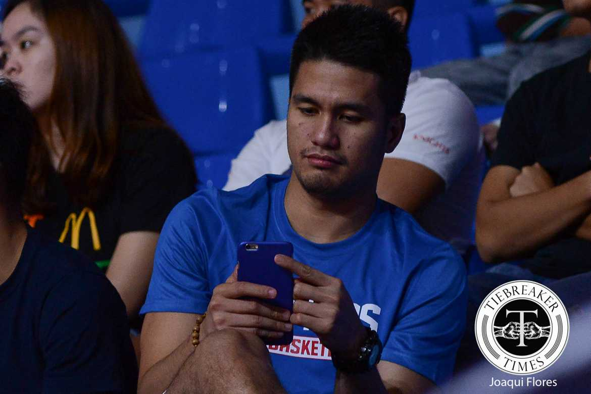 Tiebreaker Times Letran still searching for leader says ex-Knight Racal Basketball NCAA News  NCAA Season 92 Seniors Basketball NCAA Season 92 Letran Seniors Basketball Kevin Racal