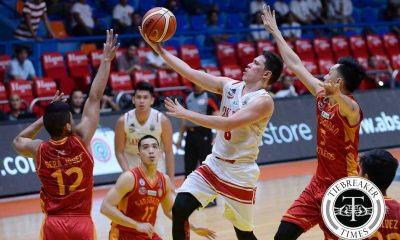 Tiebreaker Times Bolick admits Red Lions became too lax Basketball NCAA News SBC  San Beda Seniors Basketball Robert Bolick NCAA Season 92 Seniors Basketball NCAA Season 92