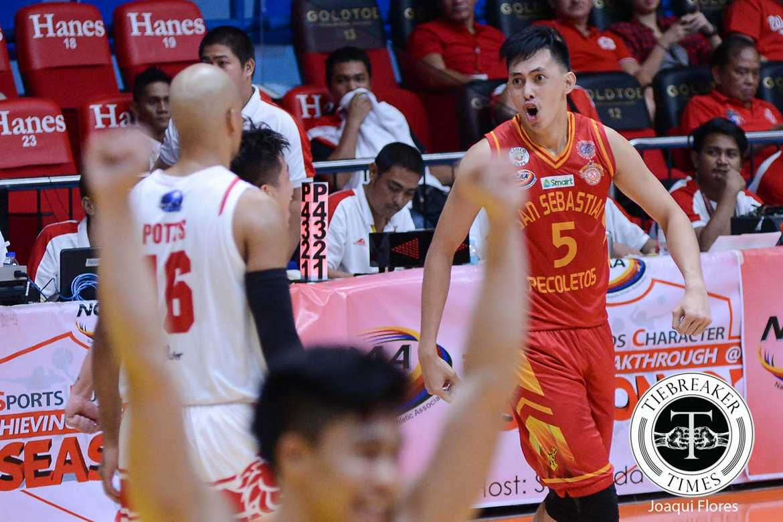 NCAA-92-SSCR-vs.-SBC-Bulanadi-0641 Allyn Bulanadi relieved knowing Valencia-Baste can beat San Beda Basketball News PBA D-League SSC-R  - philippine sports news
