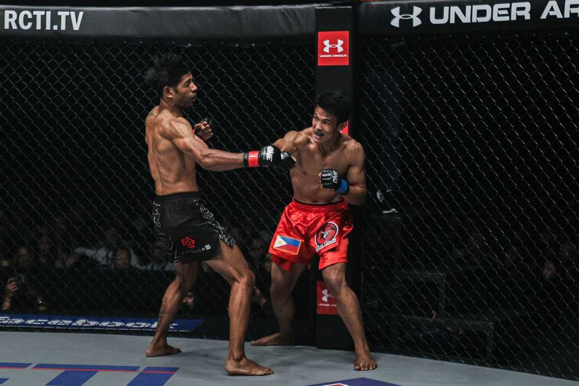 Tiebreaker Times Edward Kelly reveals favorite ONE moment Mixed Martial Arts News ONE Championship  Team Lakay Edward Kelly