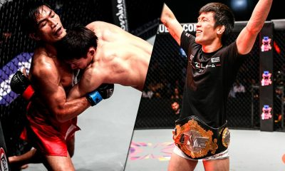 Tiebreaker Times Folayang to challenge Aoki for ONE Lightweight supremacy Mixed Martial Arts News ONE Championship  Shinya Aoki ONE Defending Honor Eduard Folayang