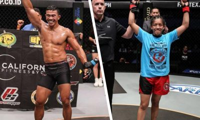 Tiebreaker Times Tan, Lakay's Osenio take on Malaysians in enemy territory Mixed Martial Arts News ONE Championship  Trestle Tan ONE Unbreakable Warriors April Osenio Ann Osman Agilan Thani