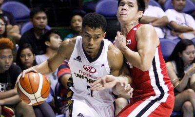 Tiebreaker Times Mahindra romps Blackwater to arrest two-game skid Basketball News PBA  PBA Season 41 Paolo Taha Mahindra Enforcers Leo Isaac James White Eric Dawson Denok Miranda Chris Gavina Carlo Lastimosa Blackwater Elite Aldrech Ramos 2016 PBA Governors Cup