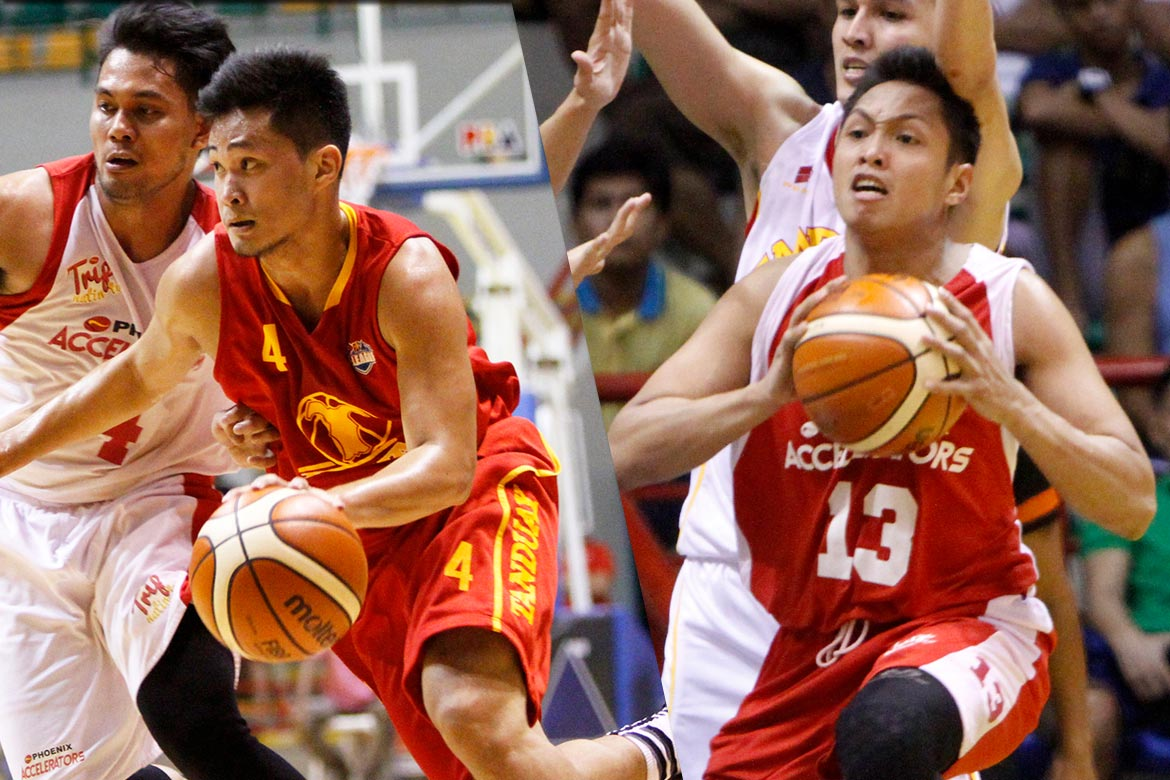 Tiebreaker Times No tomorrow for Phoenix, Tanduay Basketball News PBA D-League  Tanduay Rhum Masters Phoenix Accelerators Mac Belo Lawrence Chongson Eric Gonzales 2016 PBA D-League Season 2016 PBA D-League Foundation Cup