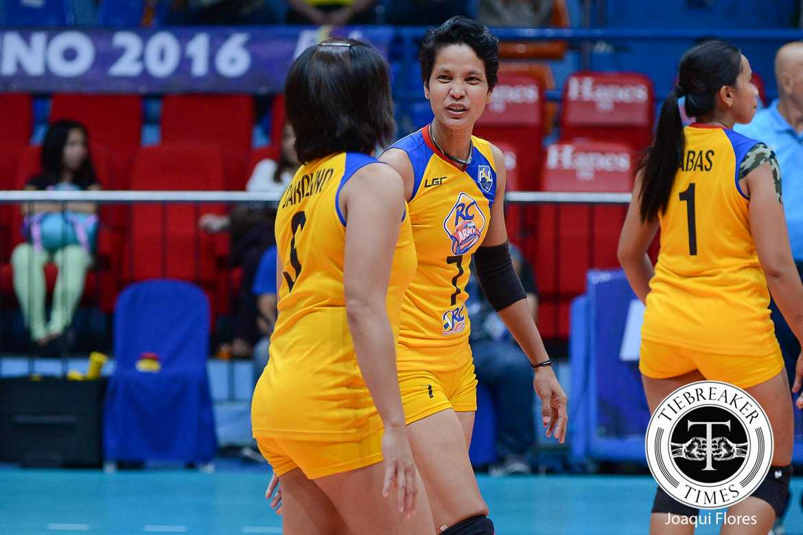 PSL-AFC-2016-Army-vs.-Petron-Salak-3636 Tina Salak, 44, unretires anew, to play for Chery Tiggo in PVL News PVL Volleyball  - philippine sports news