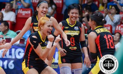 Tiebreaker Times The F2 Logistics Cargo Movers are the last squad standing News PSL Volleyball  Villet Ponce-de Leon Ramil De Jesus Kim Fajardo Kim Dy Jaja Santiago Foton Tornadoes F2 Logistics Cargo Movers Dawn Macandili Cherry Rondina Ara Galang Aby Marano 2016 PSL Season 2016 PSL All Filipino Conference
