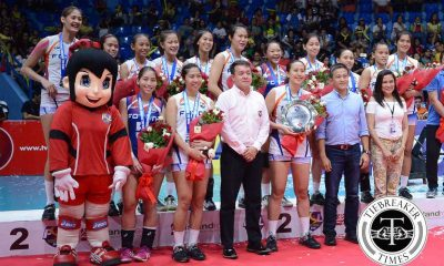 Tiebreaker Times Foton coach on Game Three loss: 'We beat ourselves' News PSL Volleyball  Vilet Ponce-De Leon Foton Tornadoes 2016 PSL Season 2016 PSL All Filipino Conference