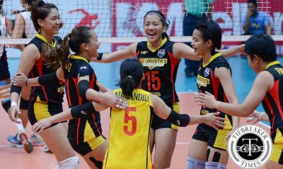 Tiebreaker Times Kim Dy sets sights on getting first PSL gold News PSL Volleyball  Kim Dy F2 Logistics Cargo Movers 2016 PSL Season 2016 PSL All Filipino Conference