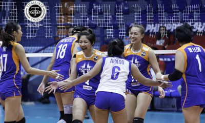 Tiebreaker Times Generika claims fifth place in tight affair against Cignal News PSL Volleyball  Sammy Acaylar Rubie De Leon Marivic Meneses Kath Arado Jeanette Panaga Jannine Navarro Generika Drugstore Lifesavers Gen Casugod Francis Vicente Clodia Cortez Cignal HD Spikers Cherry Vivas 2016 PSL Season 2016 PSL All Filipino Conference