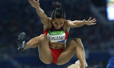 Tiebreaker Times Torres-Sunang leaves Rio with regrets 2016 Olympic Games News Track & Field  Marestella Torres-Sunang 2016 Olympic Games - Athletics