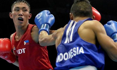 Tiebreaker Times Medal bet Rogen Ladon to make debut 2016 Olympic Games Boxing News  Rogen Ladon 2016 Olympic Games - Boxing