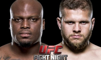 Tiebreaker Times Lewis-Tybura heavyweight clash to co-main event UFC Manila Mixed Martial Arts News UFC  UFC Fight Night Manila 2 Marcin Tybura Derrick Lewis