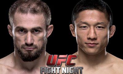 Tiebreaker Times Topflight flyweights Horiguchi, Bagautinov to square off in Manila Mixed Martial Arts News UFC  UFC Manila 2 Kyoji Horiguchi Ali Bagautinov