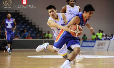 Tiebreaker Times Mighty Sports outduel Samsung in Merlion Cup opener Basketball News  Mighty Sports Matthew Wright Kiefer Ravena Hamady N'Diaye Dewarick Spencer Charles Tiu Al Thornton 2016 Merlion Cup