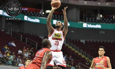 Tiebreaker Times Rain or Shine taps ex-Star import Joel Wright Basketball News PBA  Rain or Shine Elasto Painters PBA Transactions PBA Season 44 Joel Wright 2019 PBA Governors Cup