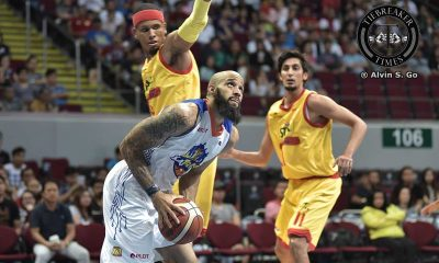 Tiebreaker Times Ex-TNT import Mychal Ammons returns, to suit up for NorthPort Basketball News PBA  PBA Transactions PBA Season 44 Northport Batang Pier Mychal Ammons 2019 PBA Governors Cup