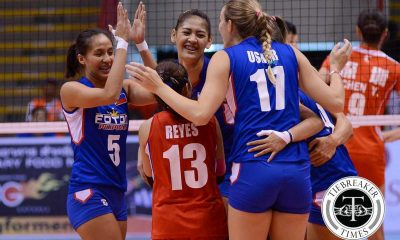 Tiebreaker Times Foton faces Sarmayeh Bank in first classification tilt 2016 Asian WCC News Volleyball  Thongtin Lienvietpost Bank T. Grand Sarmayeh Bank NEC Red Rockets Foton Pilipinas Bangkok Glass Altay VC