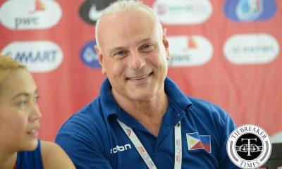 Tiebreaker Times Menta steps down as Foton head coach News PSL Volleyball  Moro Branislav Foton Tornadoes Fabio Menta 2016 PSL Season 2016 PSL Grand Prix
