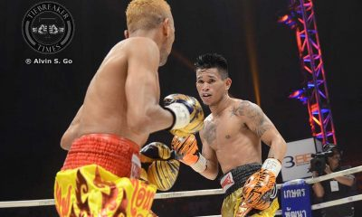 Tiebreaker Times Casimero stops Edwards in 10, retains IBF crown Boxing News  Johnriel Casimero Charlie Edwards