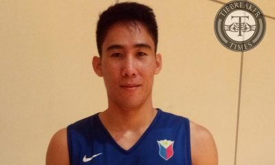 Tiebreaker Times Belo ready to step up as Gilas 5.0 leader Basketball Gilas Pilipinas News  Mac Belo 2016 FIBA Asia Challenge Cup