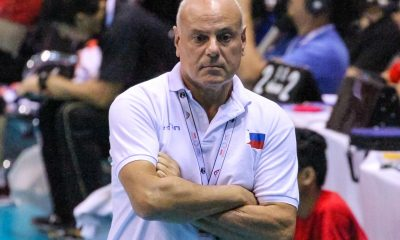 Tiebreaker Times Menta pinpoints solutions to elevating Philippine volleyball 2016 Asian WCC News PSL Volleyball  Fabio Menta