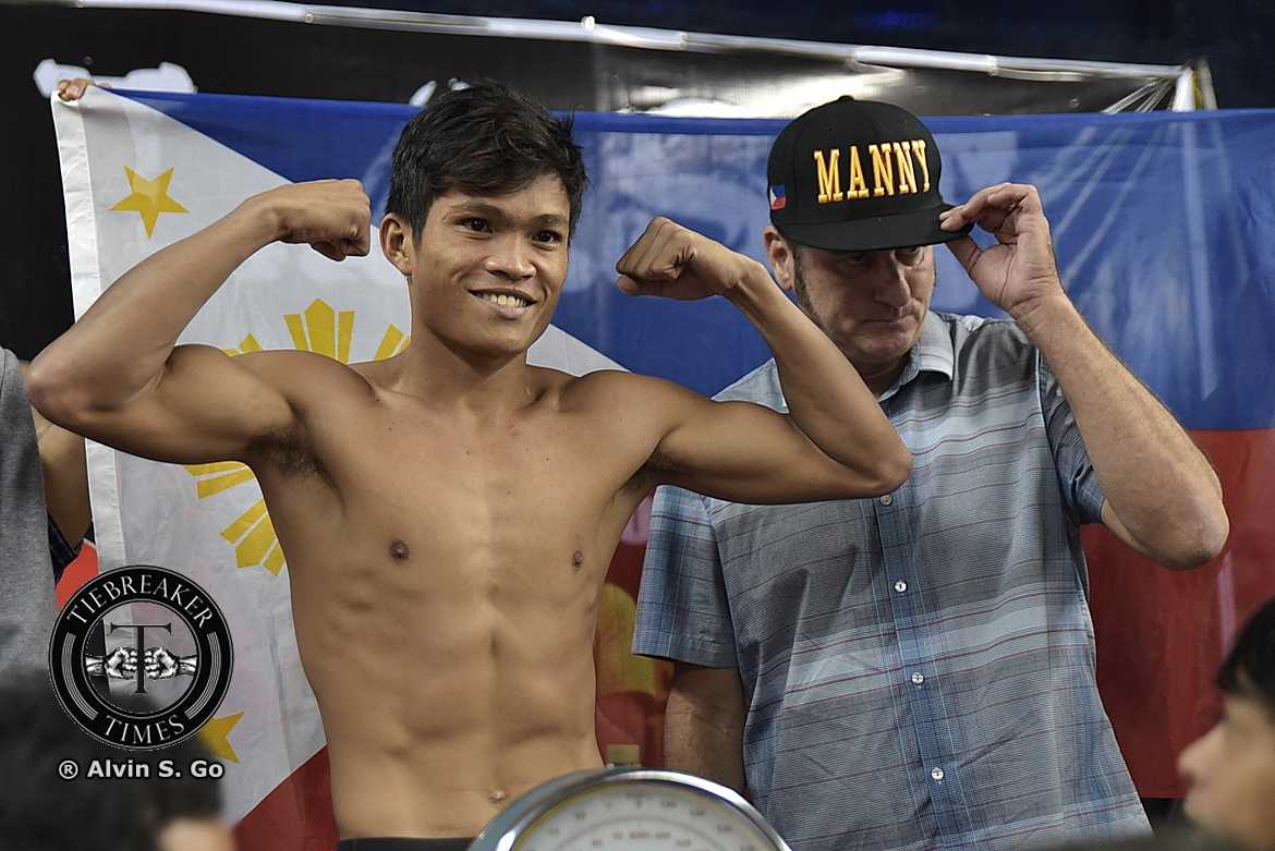 Tiebreaker Times Ancajas to make first title defense in Macau Boxing News  MP Promotions Jerwin Ancajas Drian Francisco