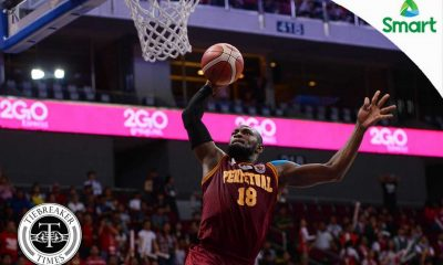 Tiebreaker Times Akhuetie commits to UP Basketball News UAAP UP  UP Men's Basketball UAAP Season 81 Men's Basketball UAAP Season 81 Bright Akhuetie