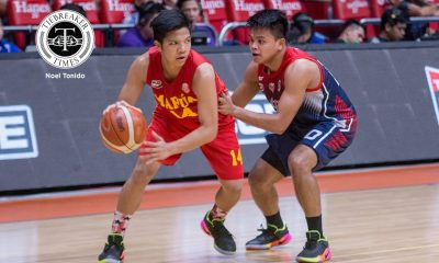 Tiebreaker Times Ayo makes case for Luib Basketball DLSU News PBA  PBA Season 42 McJour Luib Aldin Ayo 2016 PBA Draft
