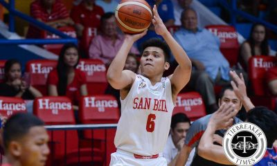 Tiebreaker Times Soberano reflects on San Beda's tough journey to the top seed Basketball NCAA News SBC  San Beda Seniors Basketball NCAA Season 92 Seniors BASKETBALLl NCAA Season 92 AC Soberano